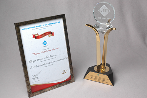 Export Excellence Award 2015