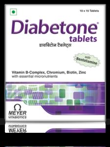 Diabetone Tablets