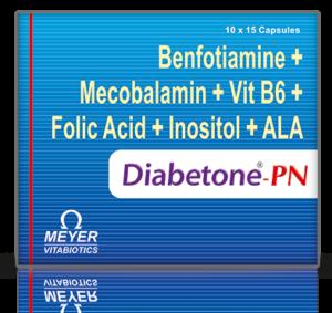 Diabetone PN Capsules