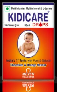 Kidicare Drops
