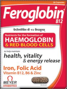 Feroglobin B12 S.R. Capsules