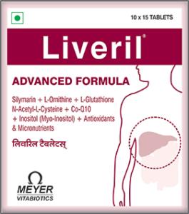 Liveril Tablets