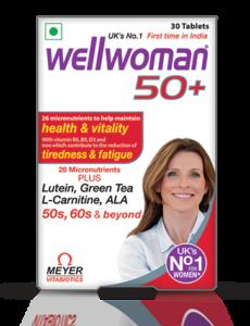 Wellwoman 50+