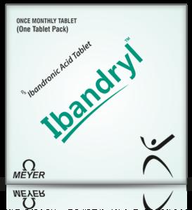 Ibandryl Tablet