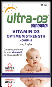 Ultra D3 Drops