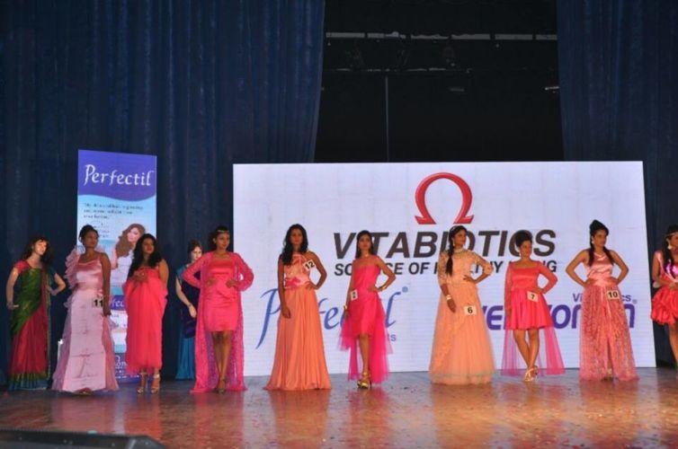 Miss Karnataka 2017 Event Powered by Vitabiotics India