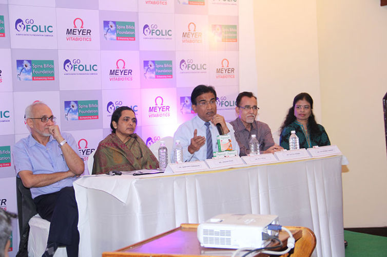 Birth Defects Awareness Campaign 'GO FOLIC' sets foot in Aurangabad