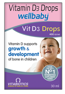 Wellbaby D Drops